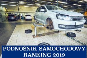 podnośnik samochodowy ranking