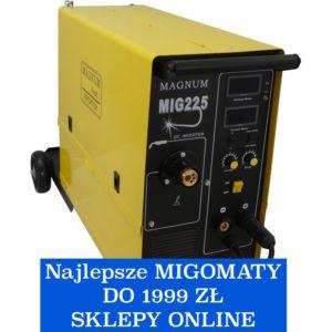 SPAWARKA MIGOMAT 220A